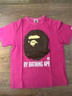 Bathing Ape Tee 保證正貨