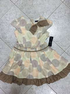 Periwinkle Dress 5t