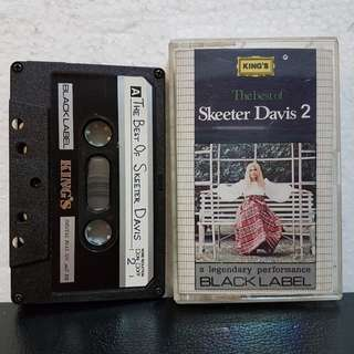Cassette》The Best Of Skeeter Davis 2