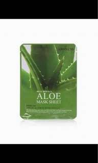 Aloe Vera mask sheet