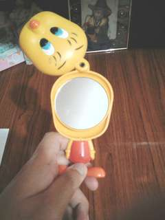 Mirror twetty