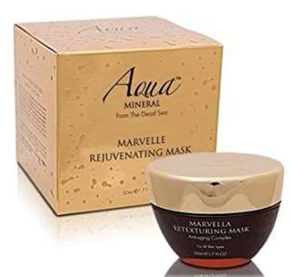 Aqua Mineral 'Marvelle Rejuvenating Mask'