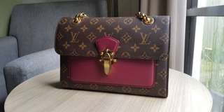 Authentic Louis Vuitton : VICTOIRE Handbag