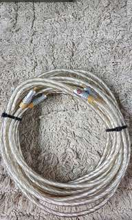 DLS 5m RCA Cable