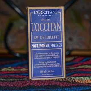 L' Occitan Eau de Toilette for Men by L' Occitane