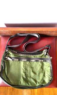 Brand new authentic Kipling Moss green shoulder/hand bag from.USA
