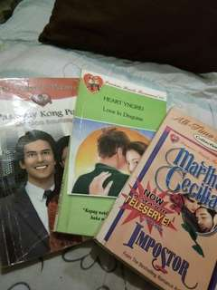 Pasaway Kong Puso, Love in Disguise, and Impostor