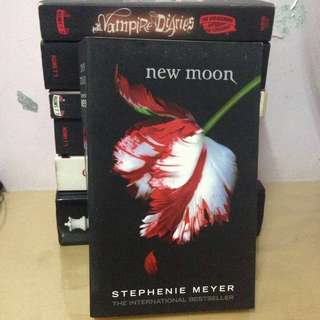 Twilight Saga Novel Series