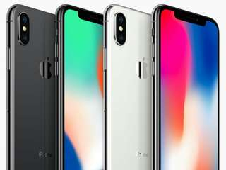 iphone X 64Gb (silver/space gray)