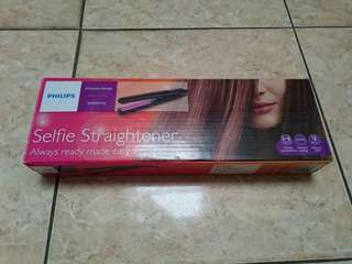 Philips selfie straightener