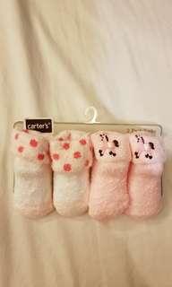 Carter's 2 pack socks