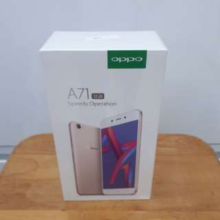 Oppo A71 3 GB Dijual Kredit