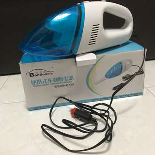 Hand held car vacuum