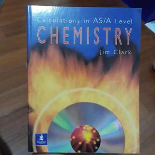 Calculations in AS/A Level Chemistry Jim Clark