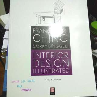 Interior Design/architecture Books