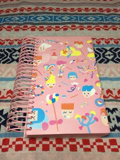 Pink Colorful Notes