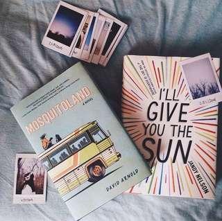 BOOKS!! (TEEN FICTION SCI-Fi & MORE)