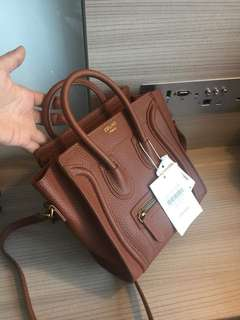 CELINE Nano P6,500 only actual pics posted