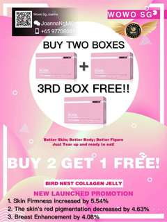 Wowo Collagen Jelly