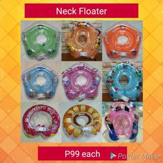 Neck Floater