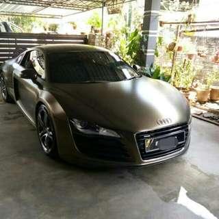 Audi R8 2010/2013