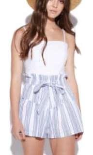 Perfect Stranger Stripe Shorts