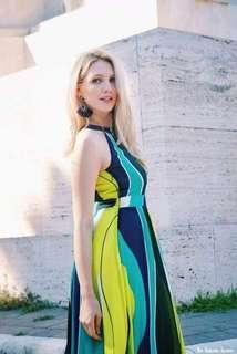 #035 New Arrival Plus Size Dress