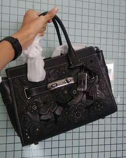 SOLD BS PO ❤️ COACH SWAGGER 27cm TEAROSE RECOMMENDED SHAYY 😍😍😍
