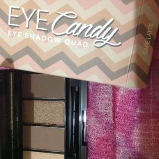 Pink sugar eye shadow quad