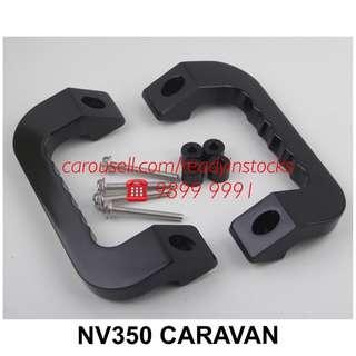 Nissan NV350 CARAVAN Van Roof Handrail Billet Assist Grip / Nissan Accessories
