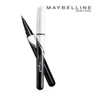 Maybelline hyper impact eyeliner (pen)