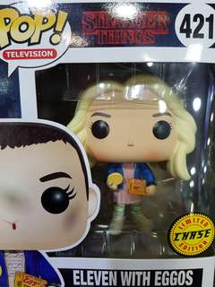 Funko Stranger Things Eleven with Eggos Chase