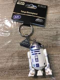 Star War R2-D2 Keychain