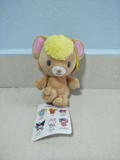 Cute plush toys Sale!! My melody mouse, captain america, deadpool, pinocchio, duffy duck, mermaid