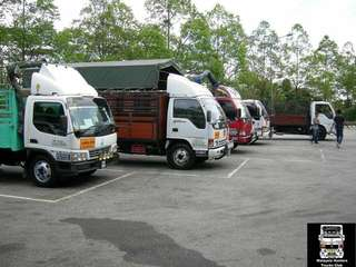 Lori Sewa GT Transport - 0183935687