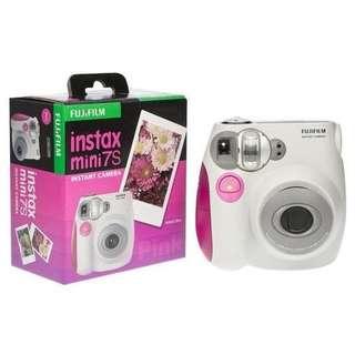 Fujifilm Instax Mini 7s (including postage)