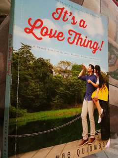 It's a Love Thing by Clara Quiambao