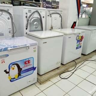 Chest freezer 200 liter bis kredit proses cepat