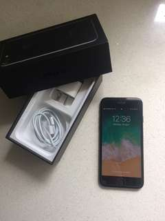Jet Black iPhone 7 128gb Unlocked