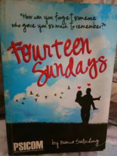 Fourteen Sundays by Bianca Salindong