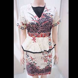 Dress batik 49HD