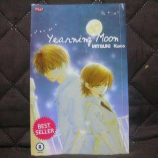 [PRELOVED] Komik Remaja Yearning Moon