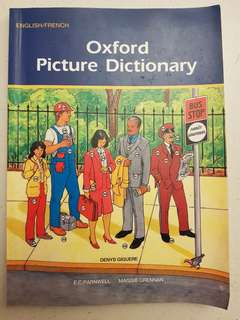 Oxfird Picture Dictionary(English &French)