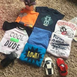 Baby Shirt [ 0-18m ]