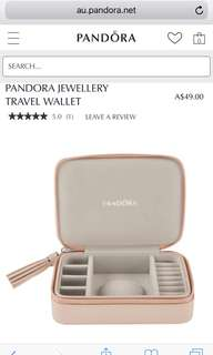 Pandora travel
