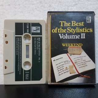 Cassette》Best Of The Stylistics Vol 2