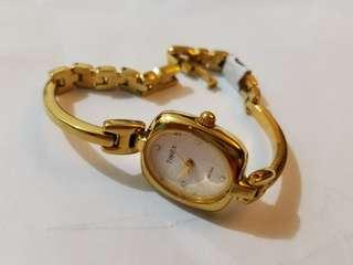 Timex Original Gold Watch