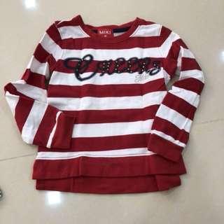 Miki sweater size 3