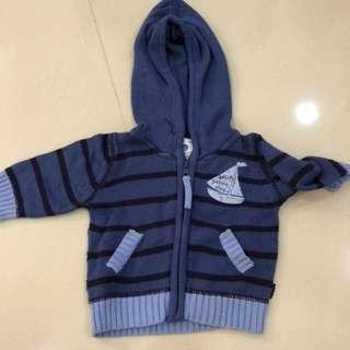 Pumpkin patch jacket size 0-3 months
