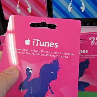 PH Store iTunes Gift Card